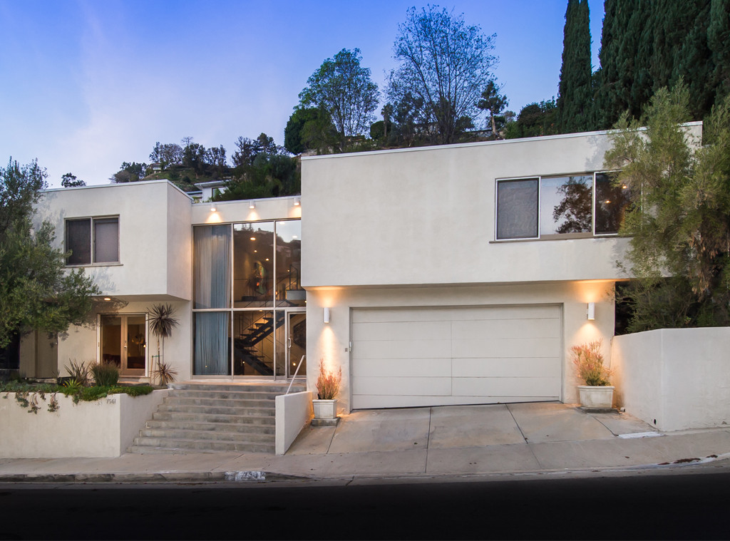Rose McGowan, house, real estate