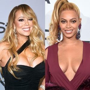 Mariah Carey, Beyonce