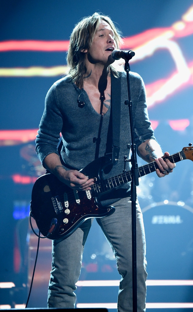 Keith Urban, MusiCares Person of the Year, 2018