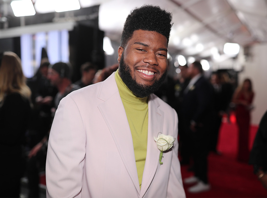Khalid, 2018 Grammy Awards