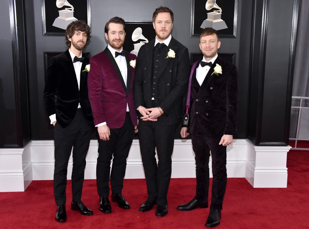 Imagine Dragons - The Group of 2018 The Concert Tour of 2018 for  Evolve Tour