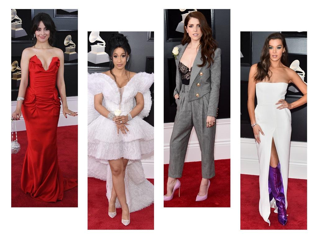 ESC: Standout Style, Grammy Awards