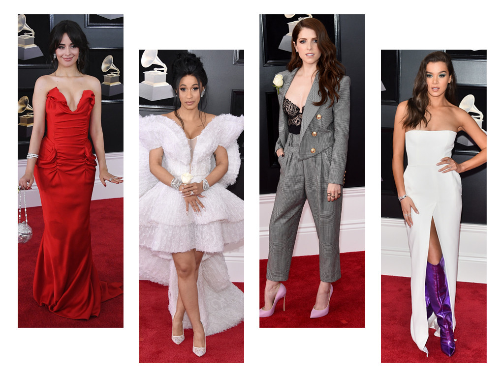 ESC: Standout Style, Grammy Awards