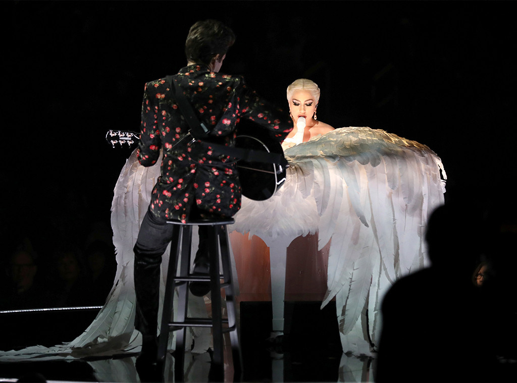 Lady Gaga, 2018 Grammy Awards, Performances
