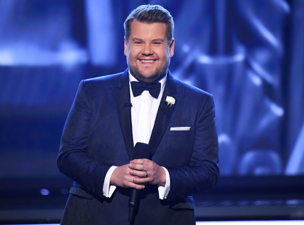 James Corden, 2018 Grammy Awards, Show