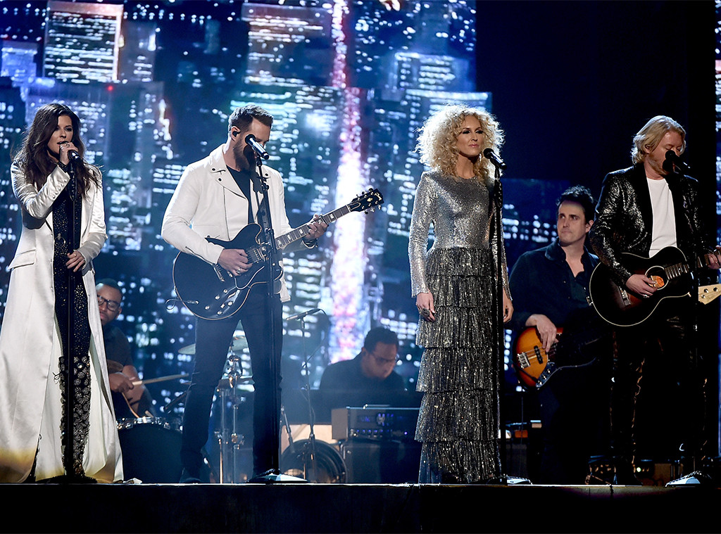 Little Big Town, 2018 Grammy Awards, Performances