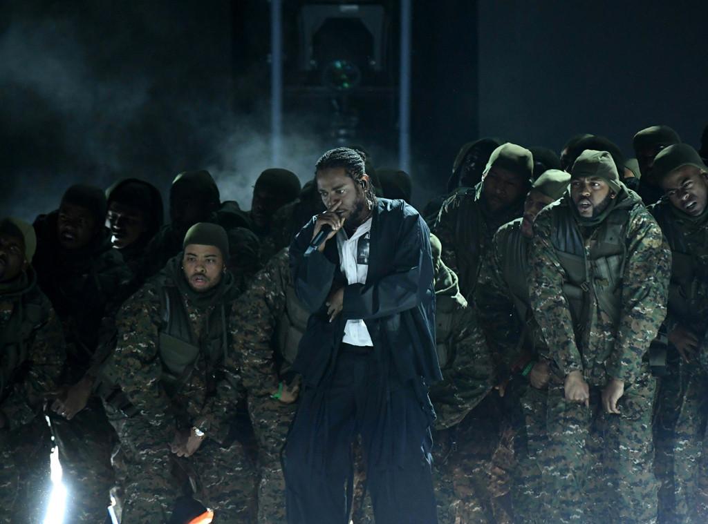 Kendrick Lamar 2018 Grammy Awards, 2018 Grammys, 2018