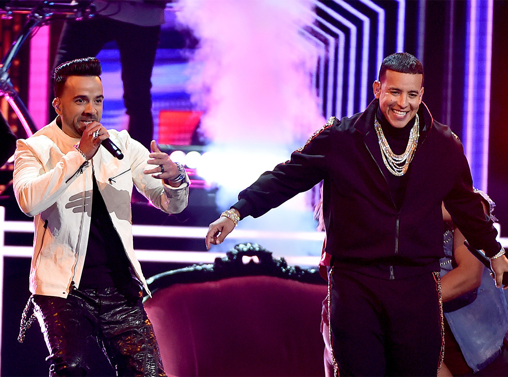 Luis Fonsi, Daddy Yankee, 2018 Grammy Awards, Performances