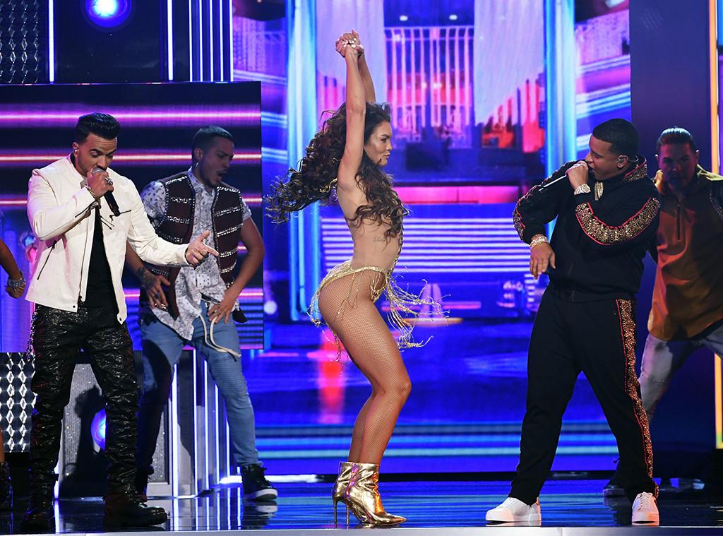 Luis Fonsi, Zuleyka Rivera, Daddy Yankee