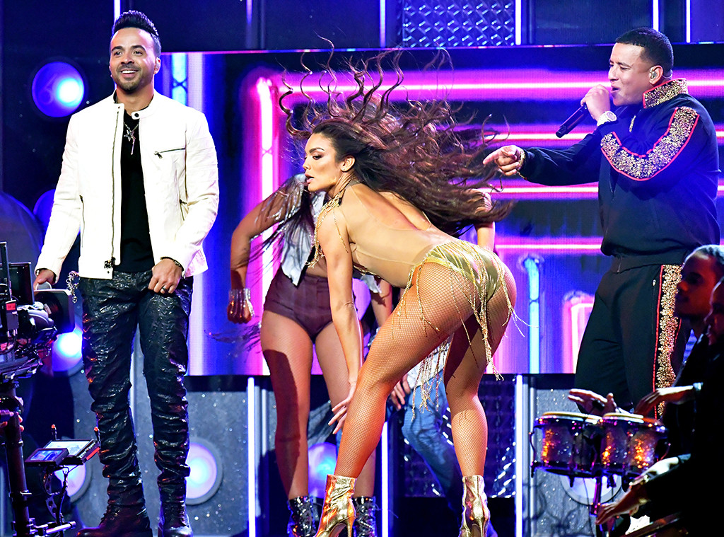 Luis Fonsi, Daddy Yankee, Zuleyka Rivera, 2018 Grammy Awards, Performances