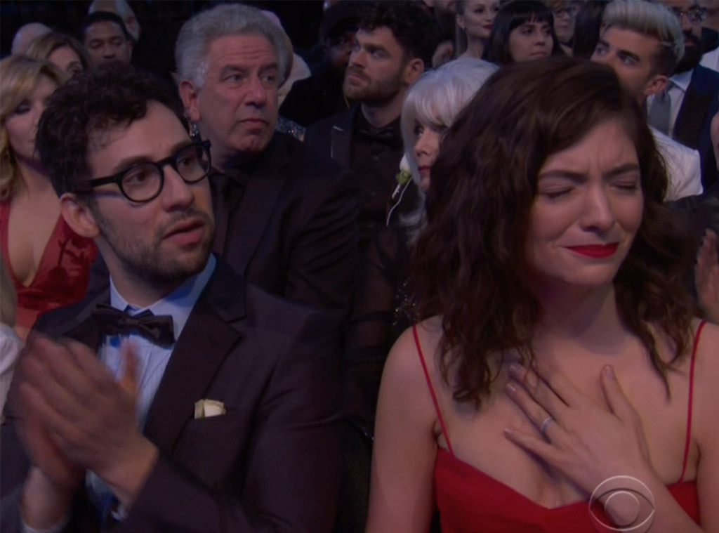 Lorde, 2018 grammys