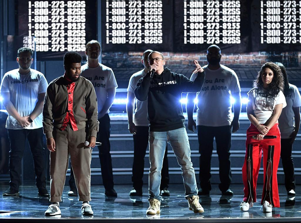Alessia Cara, Khalid, Logic, 2018 Grammy Awards, 2018, Grammys