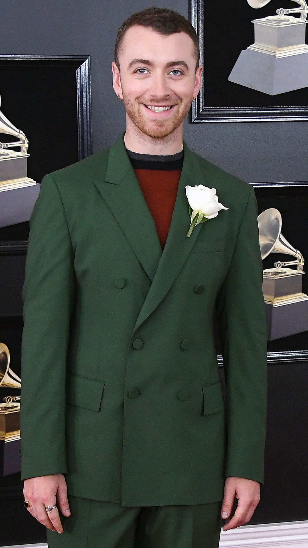 Sam Smith, 2018 Grammy Awards, Red Carpet Fashions