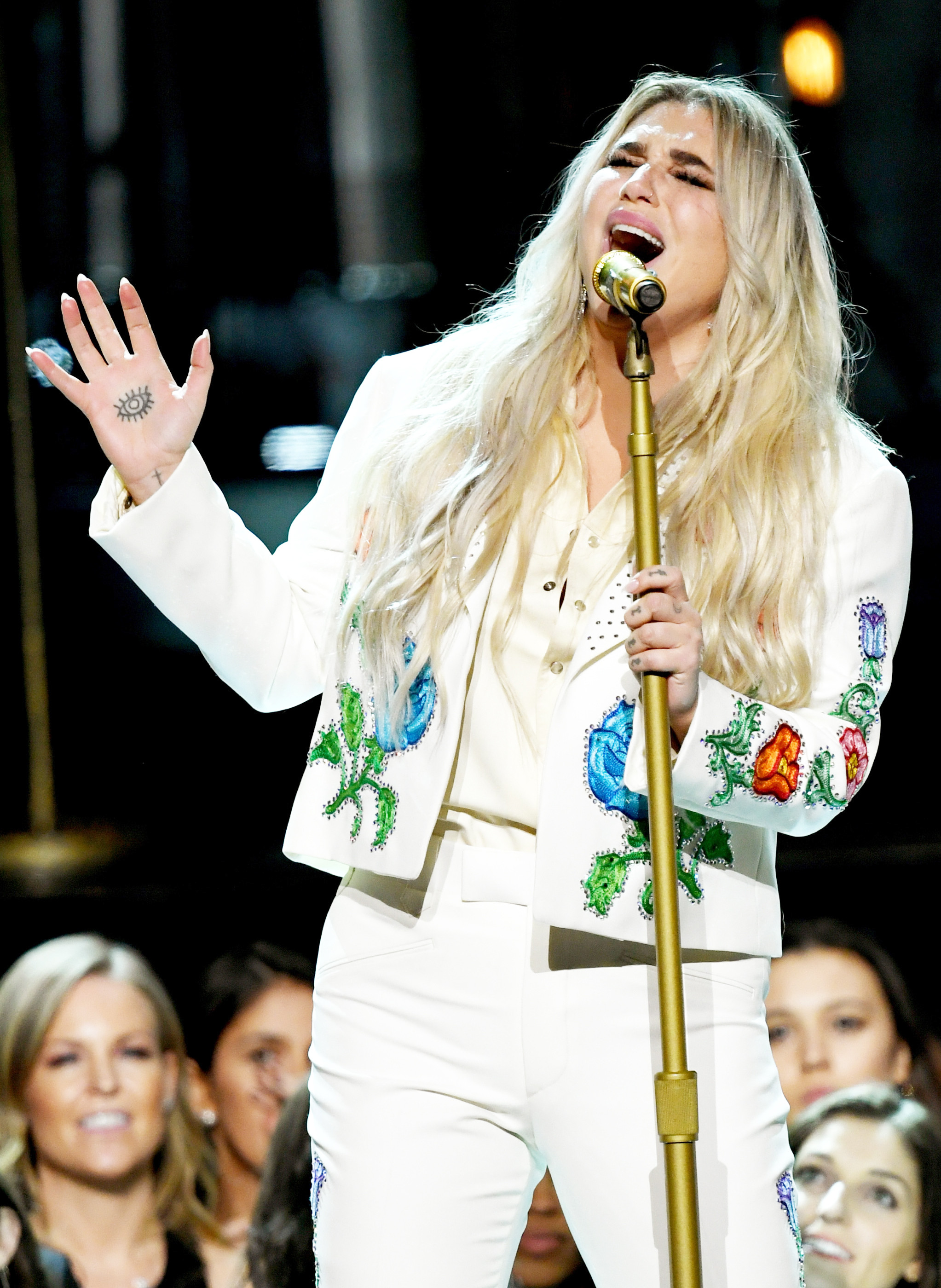 Kesha, 2018 Grammy Awards, Performances