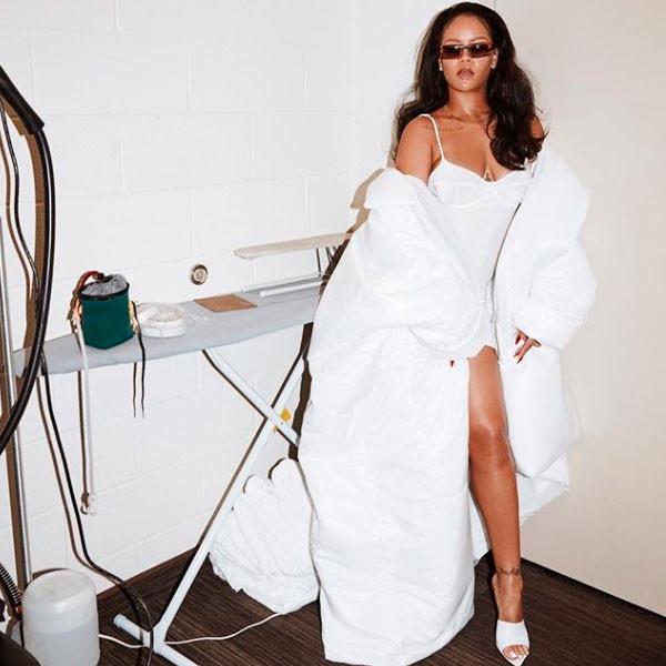 Rihanna, 2018 Grammys