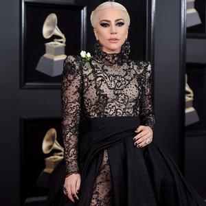 Lady Gaga, 2018 Grammy Awards, Red Carpet Fashions