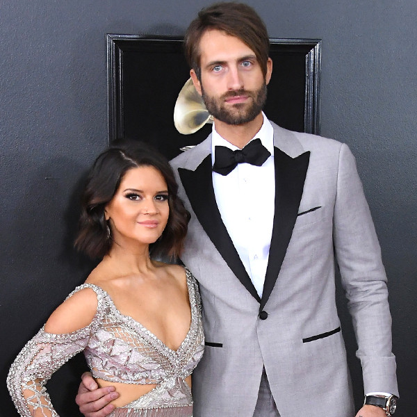 Maren Morris, Ryan Hurd, 2018 Grammy Awards, Couples