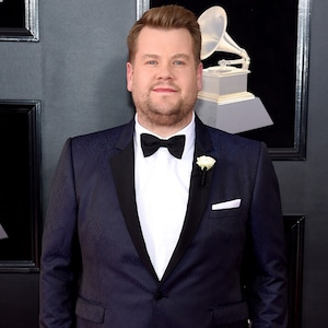 James Corden, 2018 Grammy Awards, Red Carpet Fashions