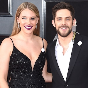 Lauren Akins, Thomas Rhett, 2018 Grammy Awards, Couples