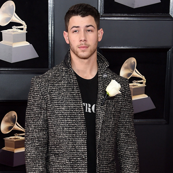 Nick Jonas, 2018 Grammy Awards, Red Carpet Fashions