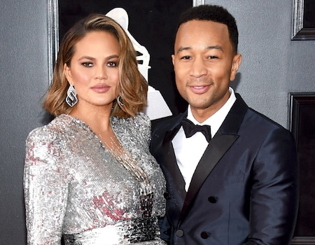 Chrissy Teigen Gives Birth to Baby No. 2 With John Legend