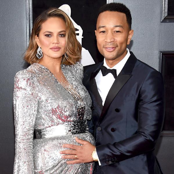 Chrissy Teigen, John Legend, 2018 Grammy Awards, Couples