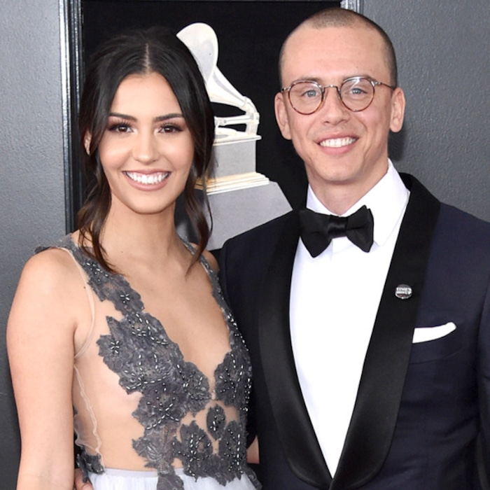 Logic And Jessica Andrea Finalize Their Divorce E Online