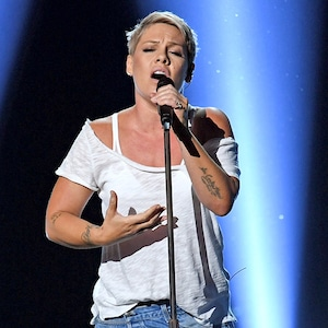 Pink, 2018 Grammy Awards, Performances