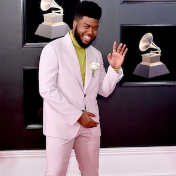 Khalid, 2018 Grammys