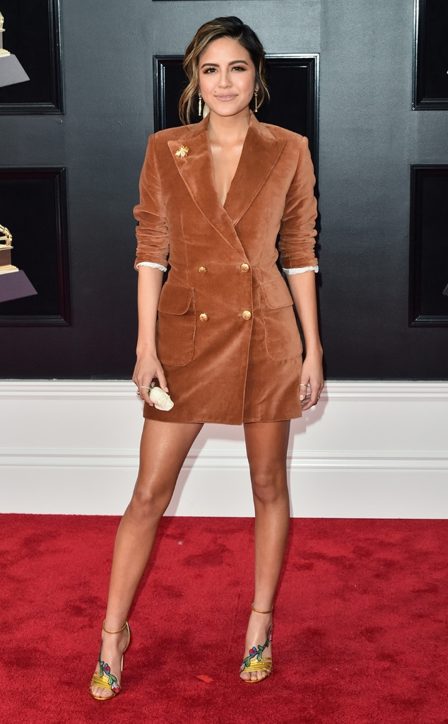 Erin Lim, 2018 Grammy Awards, Red Carpet Fashions