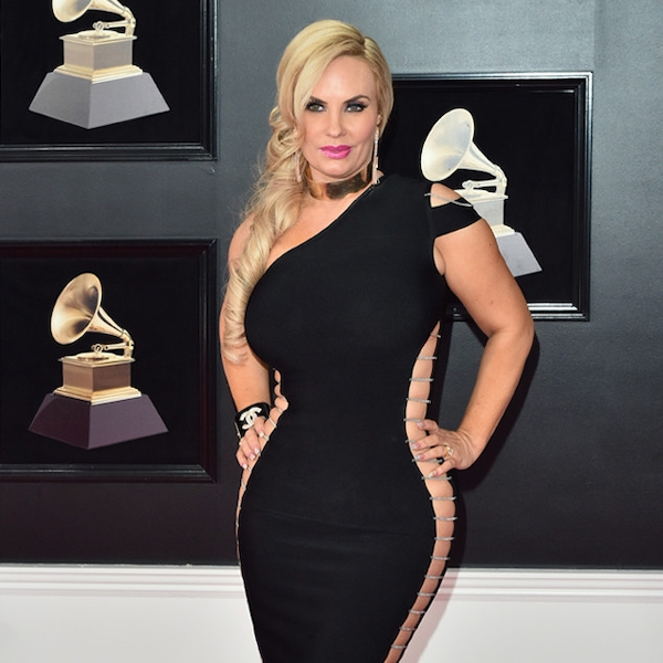 Coco Austin From 2018 Grammys Red Carpet Fashion