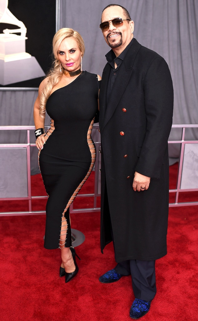 Coco Austin, Ice-T, 2018 Grammy Awards, Couples