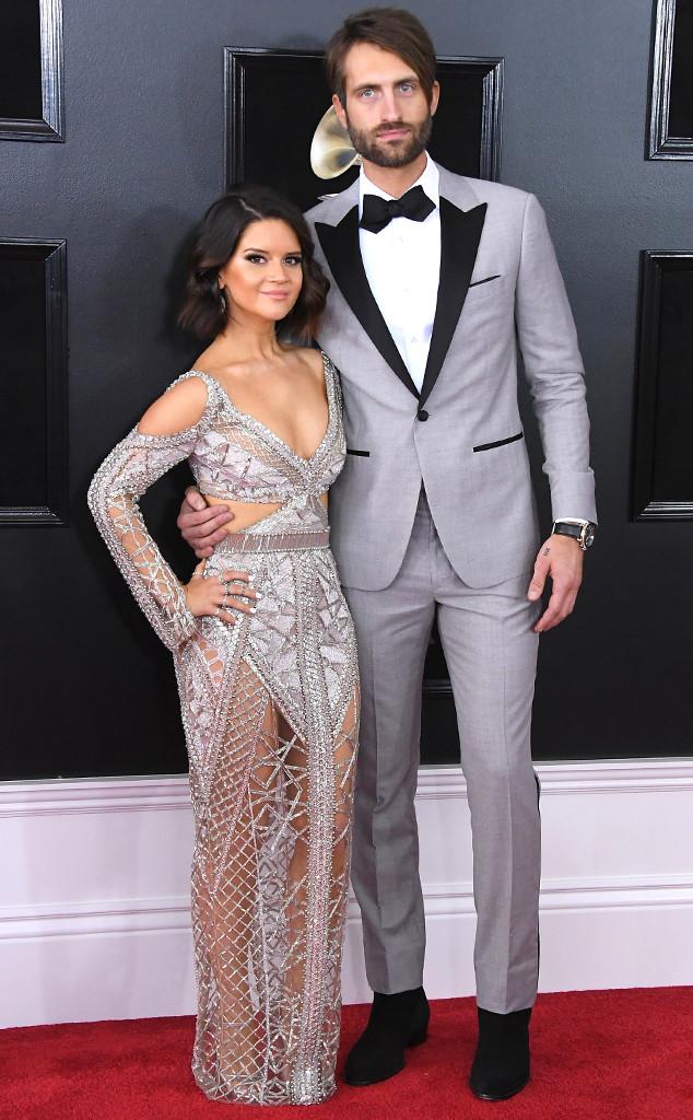 Maren Morris, Ryan Hurd, 2018 Grammy Awards, Couples