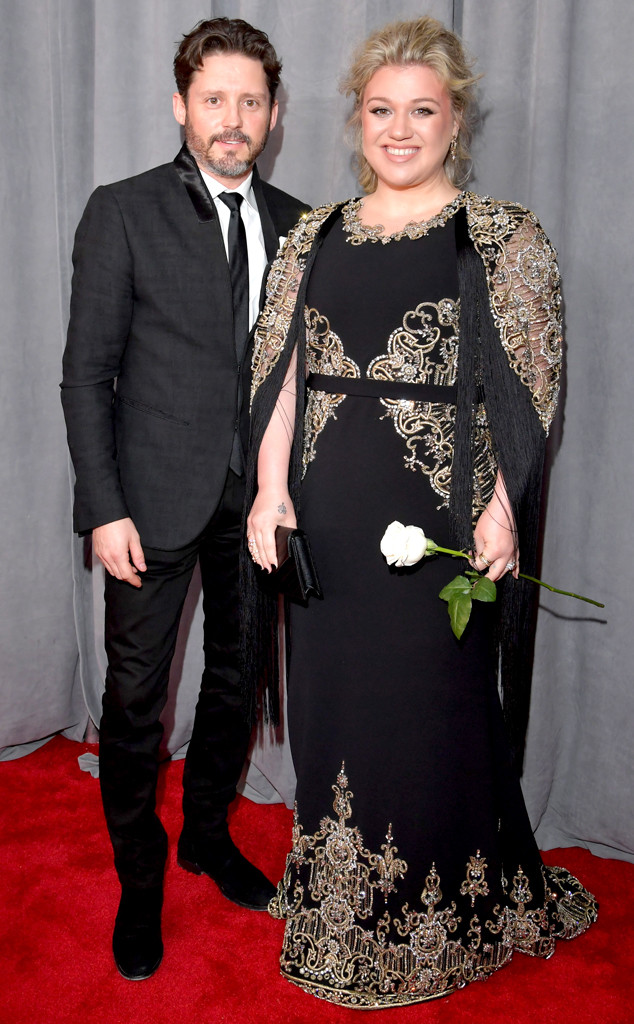 Brandon Blackstock, Kelly Clarkson, 2018 Grammy Awards, Couples
