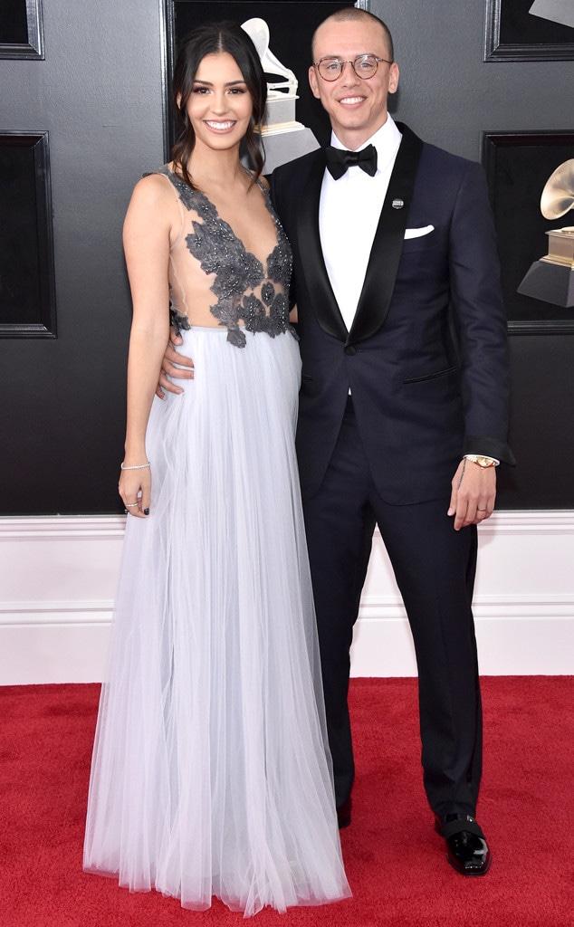 Jessica Andrea, Logic, 2018 Grammy Awards, Couples