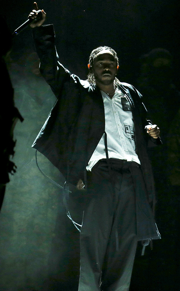Kendrick Lamar, 2018 Grammy Awards, Performances