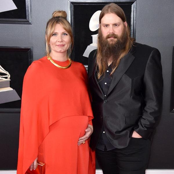 Chris Stapleton & Morgane Stapleton From Celebrity Couples