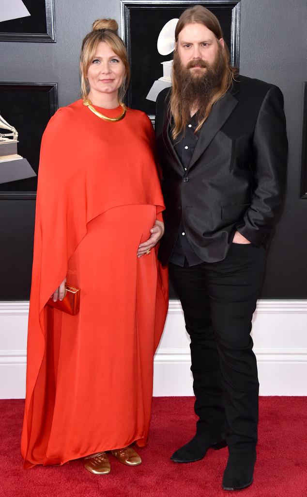 Morgane Stapleton, Chris Stapleton, 2018 Grammy Awards, Couples
