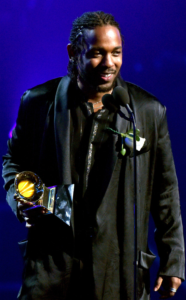 Kendrick Lamar, 2018 Grammy Awards, Winners