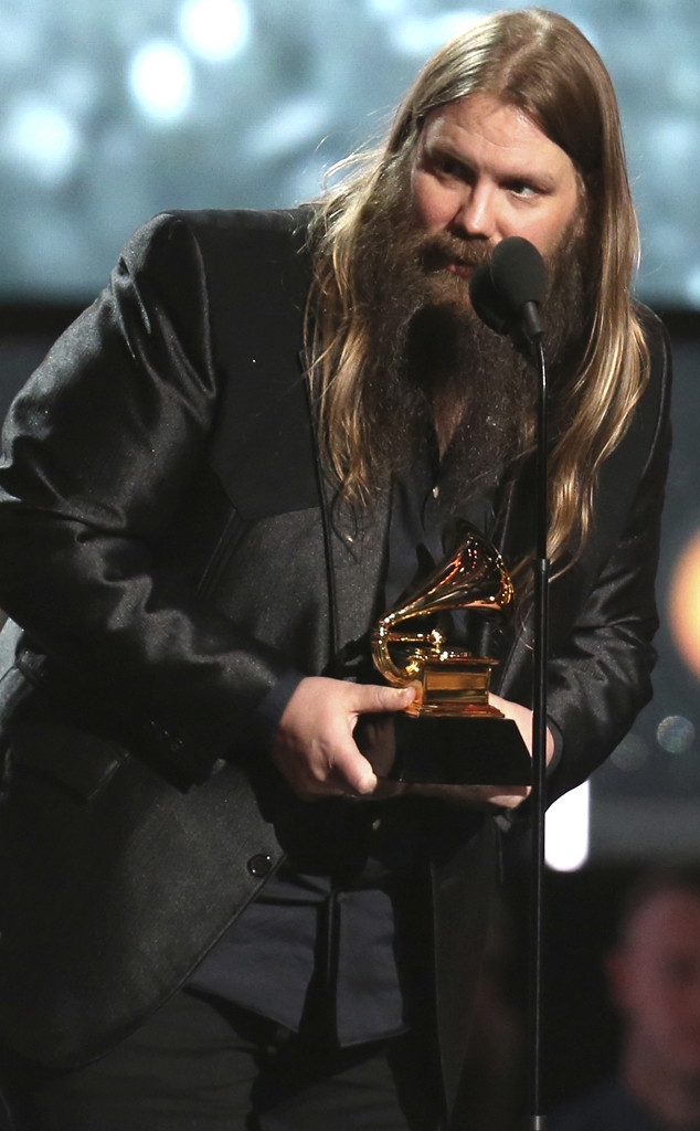 Chris Stapleton, 2018 Grammy Awards, Winners