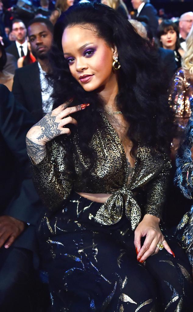 Rihanna Meets Up With ... Rihanna 2018