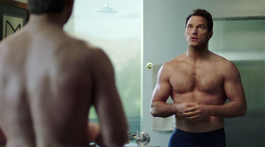 Chris Pratt, Michelob ULTRA