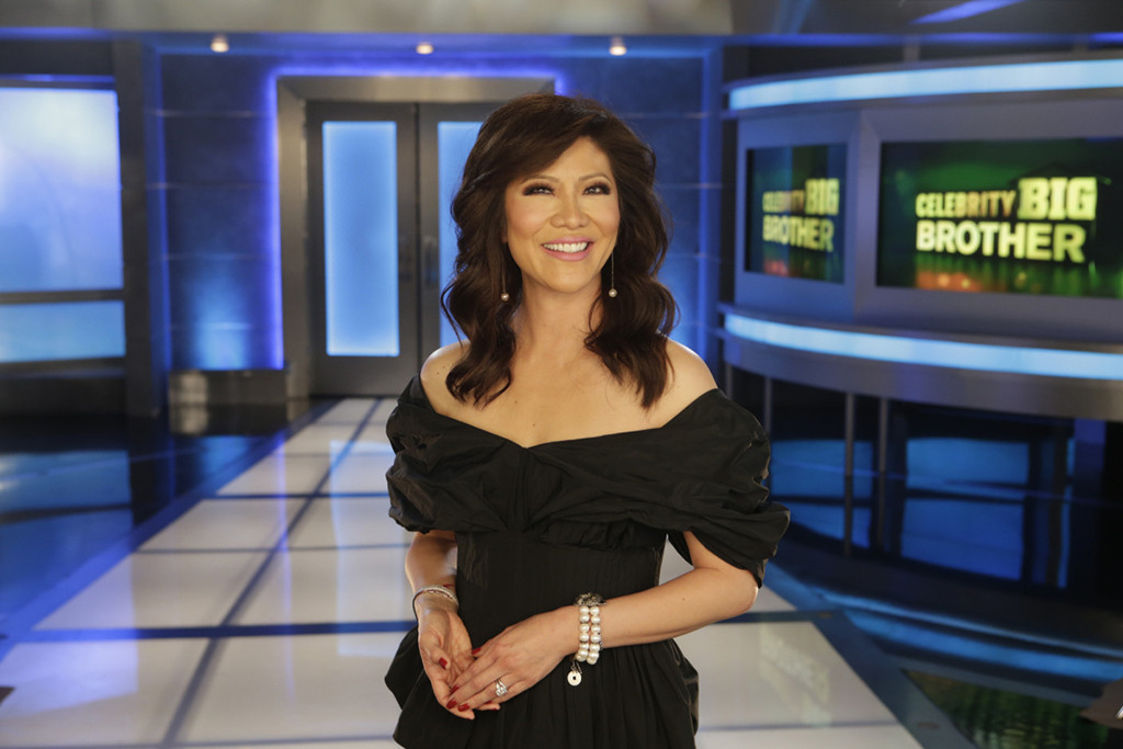 Big Brother: Celebrity Edition, Julie Chen