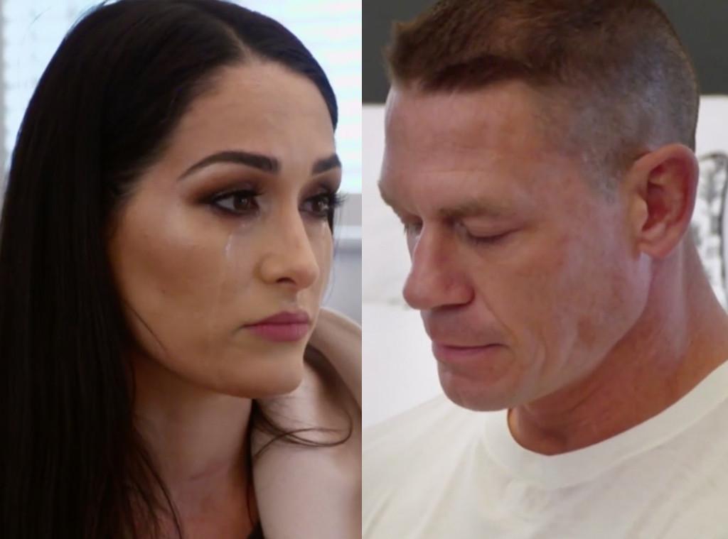 John Cena, Nikki Bella, Total Bellas