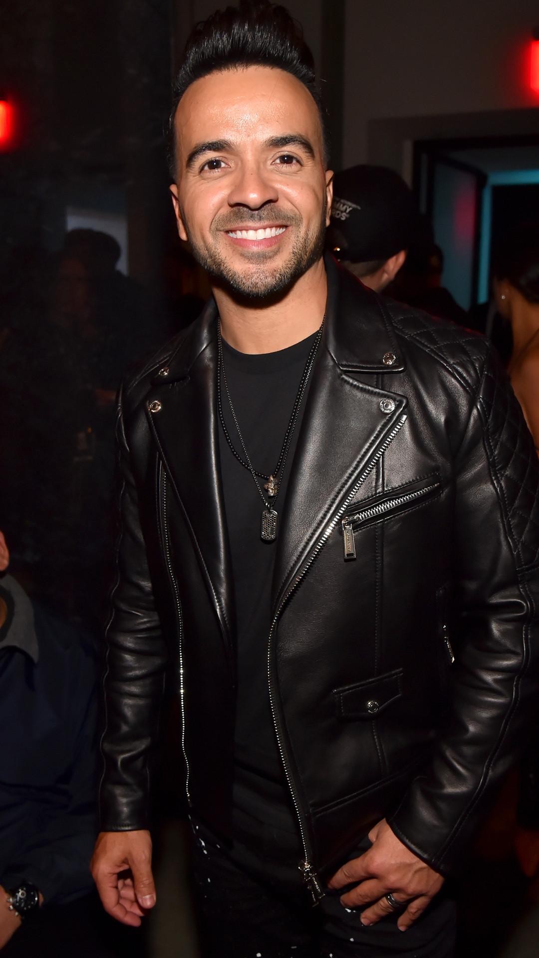 Luis Fonsi, 2018 Grammy Awards, Party Pics