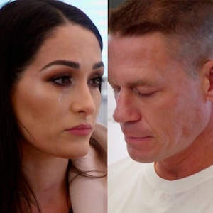John Cena, Nikki Bella, Total Bellas