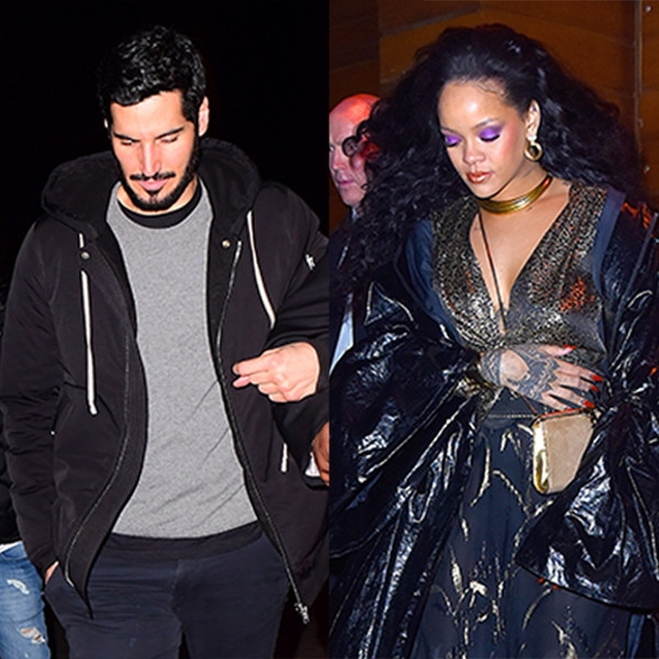 Who is rihanna dating recently