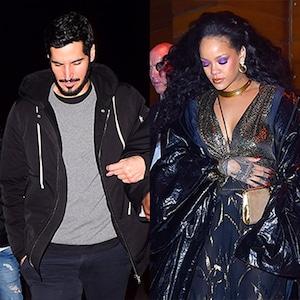 Hassan Jameel, Rihanna, Post-grammys, 2018