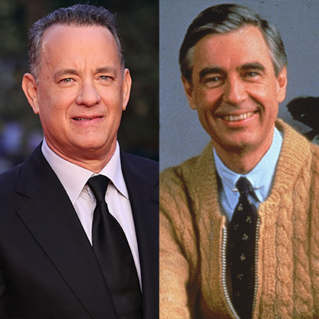 Tom Hanks Is Mister Rogers In First Look At You Are My Friend E Online