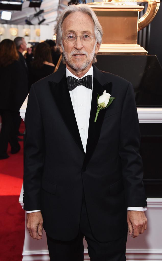 Neil Portnow, 2018 Grammy Awards